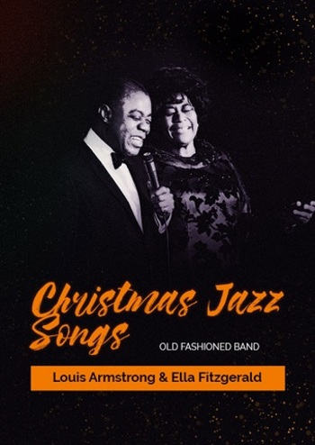 Christmas Jazz Songs - Louis Armstrong & Ella Fitzgerald