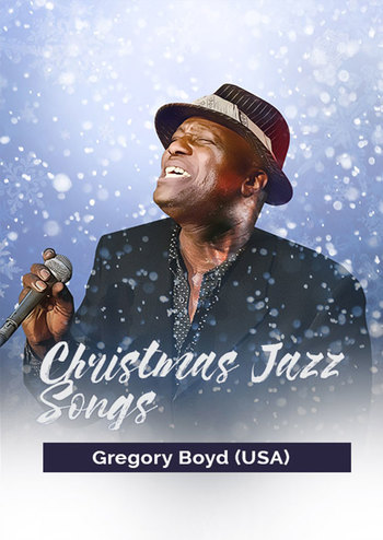 Сhristmas Jazz Song - Gregory Boyd (USA)