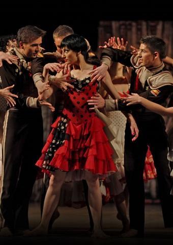 Kyiv Modern Ballet. Кармен TV